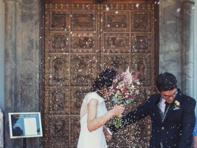 La boda de Paula y Benito en Granada, Granada 6