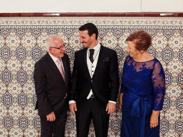 La boda de Pedro y Alejandra en Aspe, Alicante 5