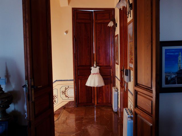 La boda de Pedro y Alejandra en Aspe, Alicante 12