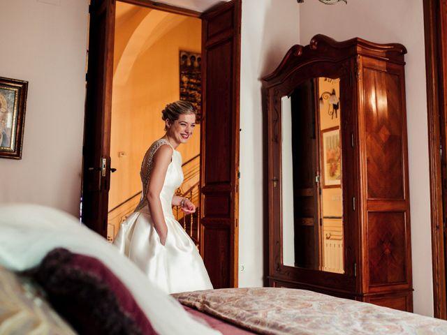 La boda de Pedro y Alejandra en Aspe, Alicante 15