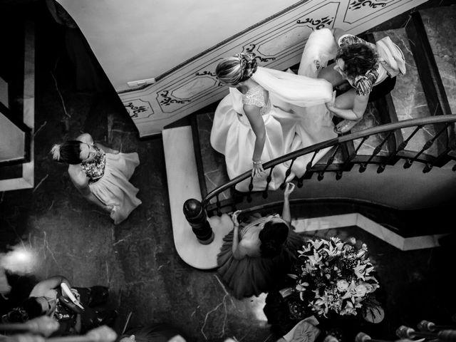 La boda de Pedro y Alejandra en Aspe, Alicante 20