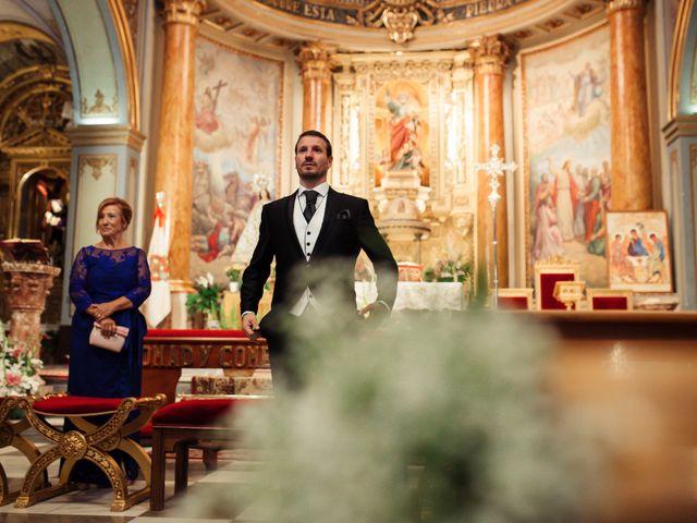 La boda de Pedro y Alejandra en Aspe, Alicante 22