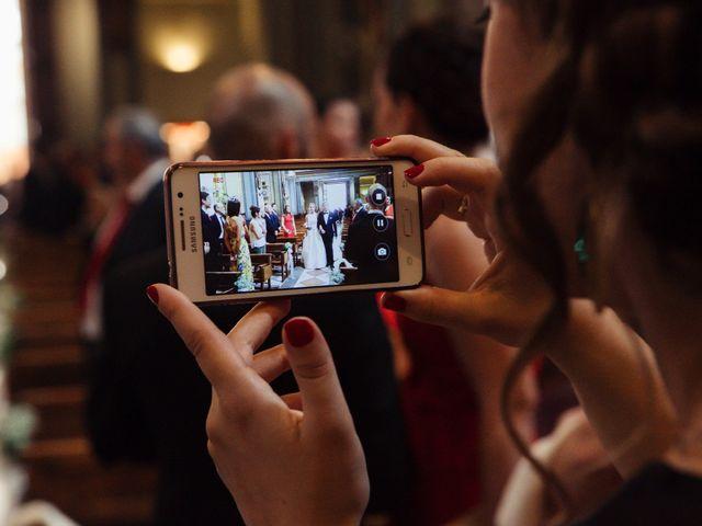 La boda de Pedro y Alejandra en Aspe, Alicante 24