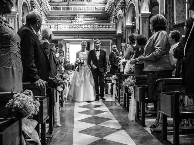 La boda de Pedro y Alejandra en Aspe, Alicante 25