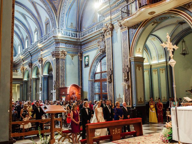 La boda de Pedro y Alejandra en Aspe, Alicante 26