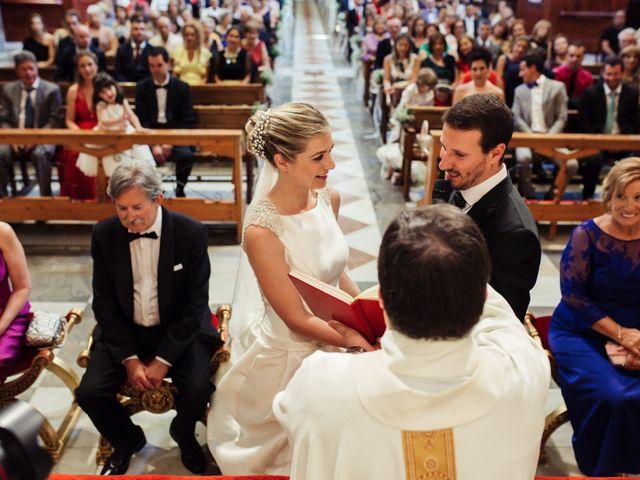 La boda de Pedro y Alejandra en Aspe, Alicante 27