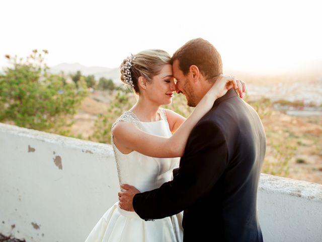 La boda de Pedro y Alejandra en Aspe, Alicante 33