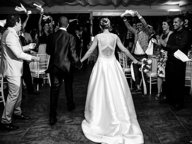 La boda de Pedro y Alejandra en Aspe, Alicante 37