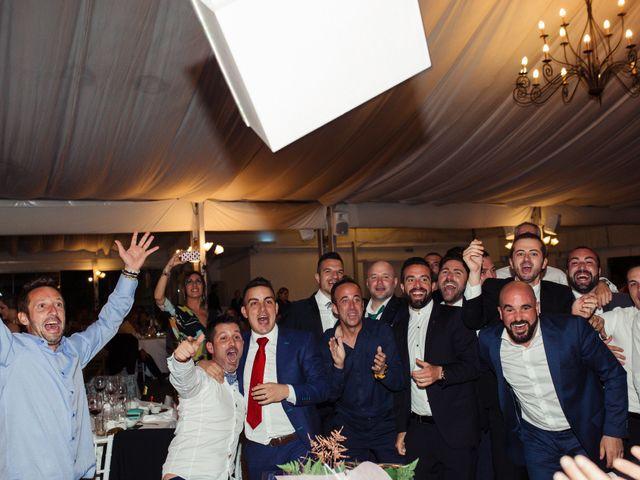 La boda de Pedro y Alejandra en Aspe, Alicante 39