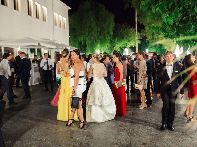 La boda de Pedro y Alejandra en Aspe, Alicante 40