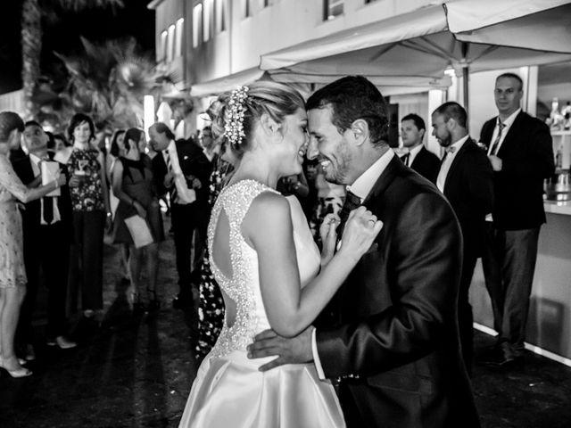 La boda de Pedro y Alejandra en Aspe, Alicante 41