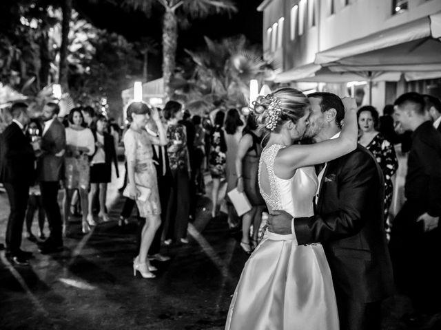 La boda de Pedro y Alejandra en Aspe, Alicante 42