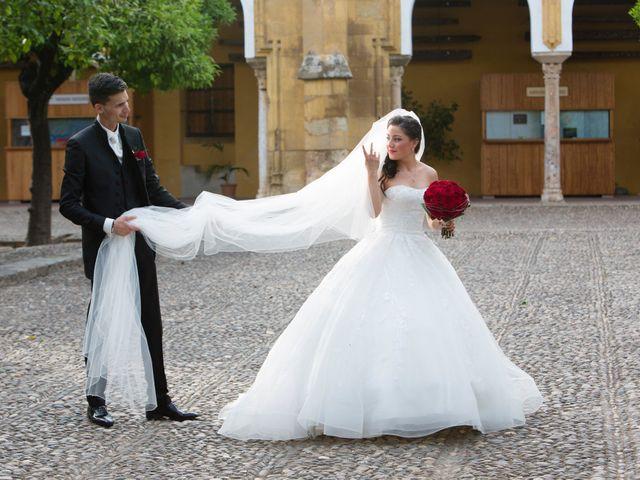 La boda de Mario y Dora en Córdoba, Córdoba 33