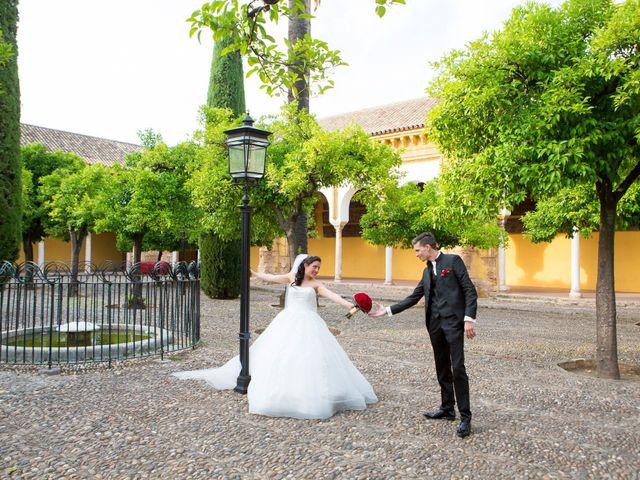 La boda de Mario y Dora en Córdoba, Córdoba 39