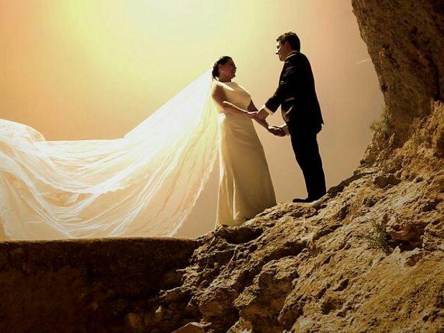 La boda de David y Monica en Puertollano, Ciudad Real 1