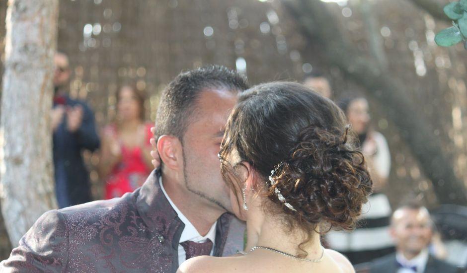 La boda de Bruno y Beatriz en La Torre De Esteban Hambran, Toledo