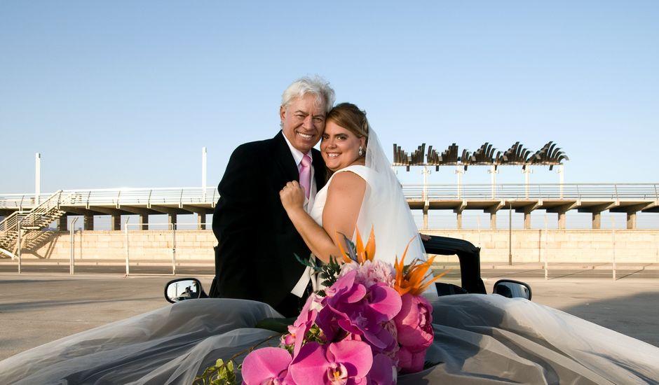 La boda de Pedro y Patricia  en Alacant/alicante, Alicante