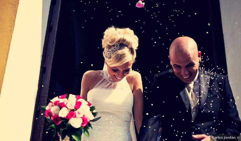La boda de Vito y Cristina en Guillena, Sevilla