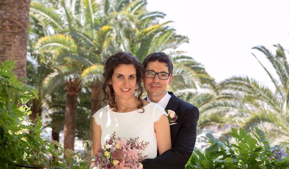 La boda de Paula y Benito en Granada, Granada