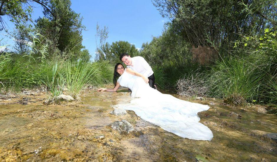 La boda de David y Monica en Puertollano, Ciudad Real