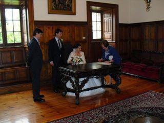 La boda de Adrián y Cristina 2
