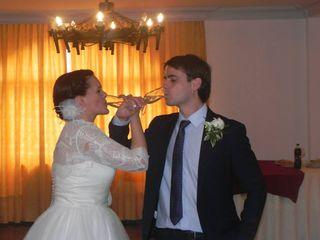 La boda de Adrián y Cristina