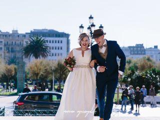 La boda de Oihana y Andika 3