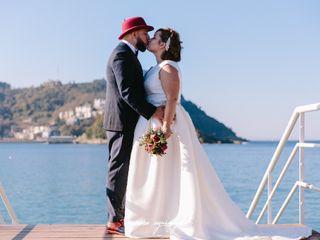 La boda de Oihana y Andika