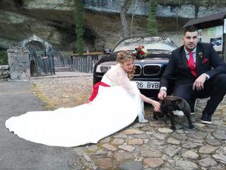 La boda de Nerea y Marcos