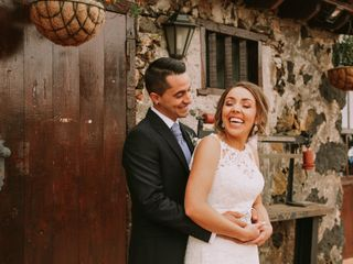 La boda de Virginia y Rubén 1