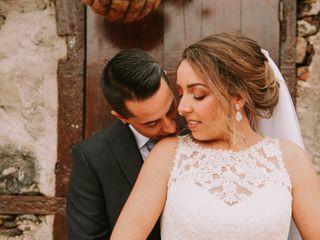 La boda de Virginia y Rubén 2