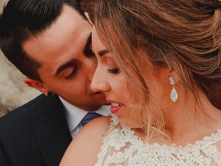 La boda de Virginia y Rubén
