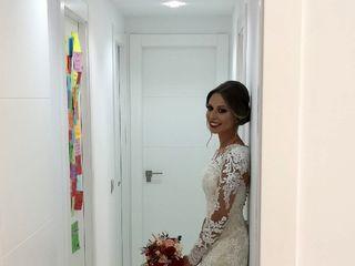 La boda de Lourdes y Raúl 1