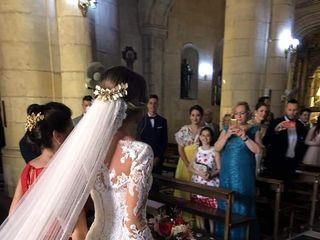La boda de Lourdes y Raúl 2
