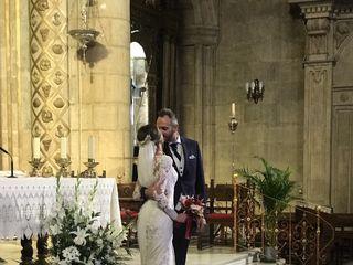 La boda de Lourdes y Raúl 3