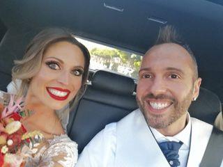 La boda de Lourdes y Raúl