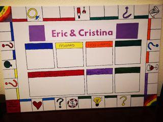 La boda de Eric y Cristina 2