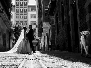 La boda de Leticia y Gaizka