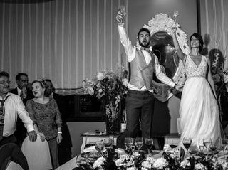 La boda de Carlos y Leticia