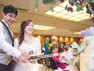La boda de Keila y Wijan
