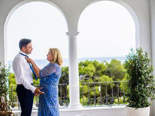 La boda de Gisela y Oriol 1