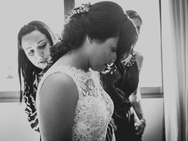 La boda de Enrique y Yaiza en Villabona (Llanera), Asturias 11