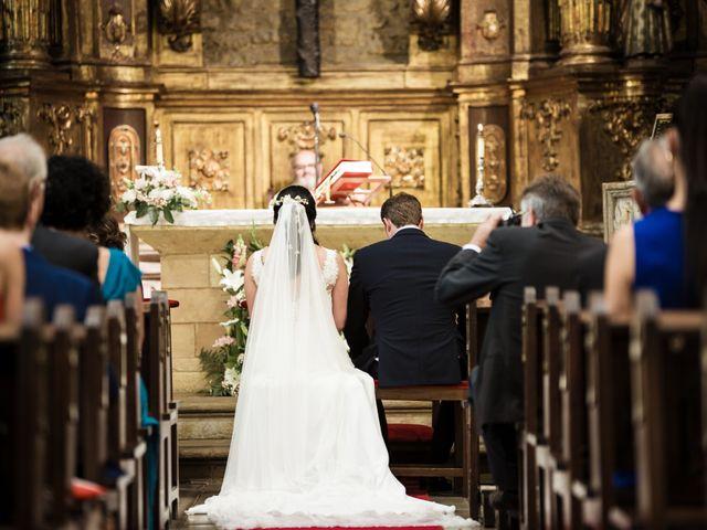 La boda de Enrique y Yaiza en Villabona (Llanera), Asturias 15