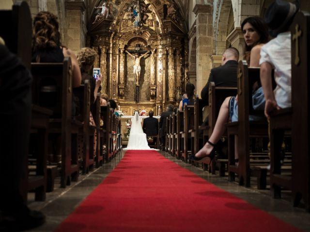 La boda de Enrique y Yaiza en Villabona (Llanera), Asturias 16