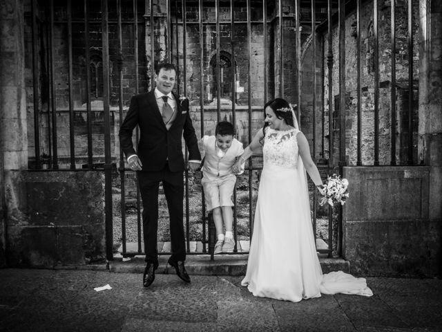 La boda de Enrique y Yaiza en Villabona (Llanera), Asturias 24