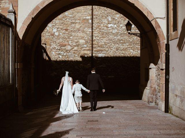 La boda de Enrique y Yaiza en Villabona (Llanera), Asturias 25