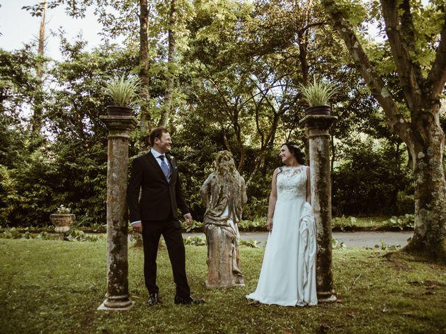 La boda de Enrique y Yaiza en Villabona (Llanera), Asturias 31