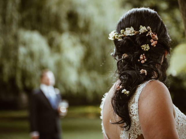 La boda de Enrique y Yaiza en Villabona (Llanera), Asturias 34