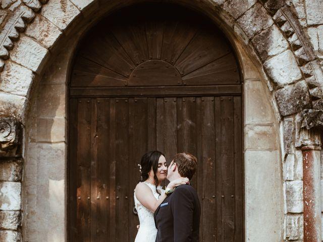 La boda de Enrique y Yaiza en Villabona (Llanera), Asturias 37