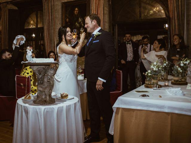 La boda de Enrique y Yaiza en Villabona (Llanera), Asturias 38
